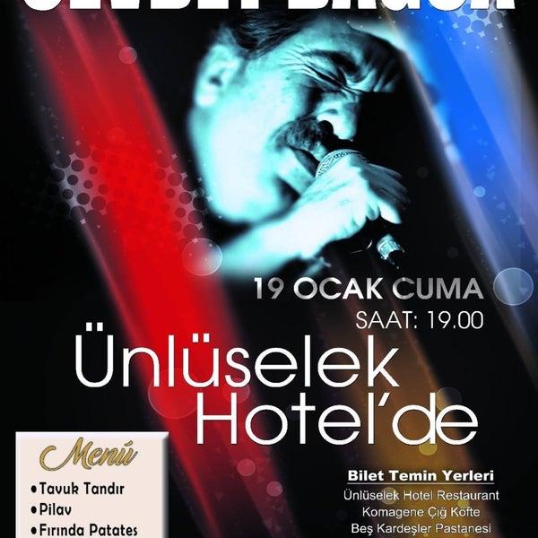 1/19/2018에 Hatice C.님이 Ünlüselek Hotel에서 찍은 사진
