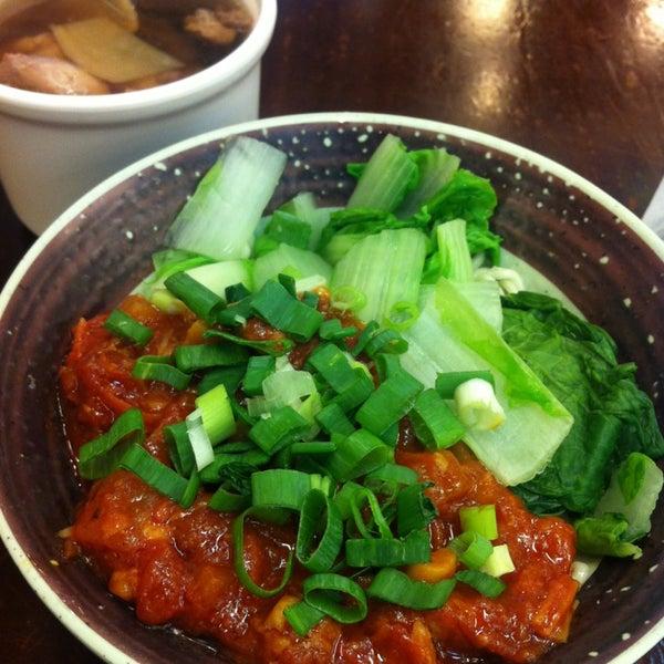 3/8/2013に德温 埃.が晶饌蒸餃世家で撮った写真