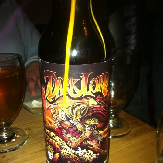 Photo taken at Three Floyds Brewery & Pub by Brian R. on 5/4/2013
