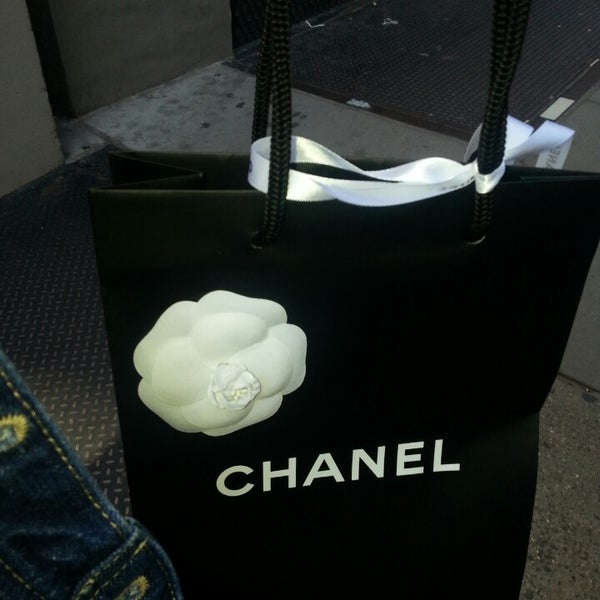 Photo taken at CHANEL by Dee on 5/12/2013