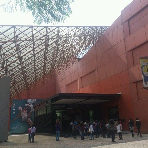 Foto tomada en Universum, Museo de las Ciencias por Fernanda P. el 5/15/2013