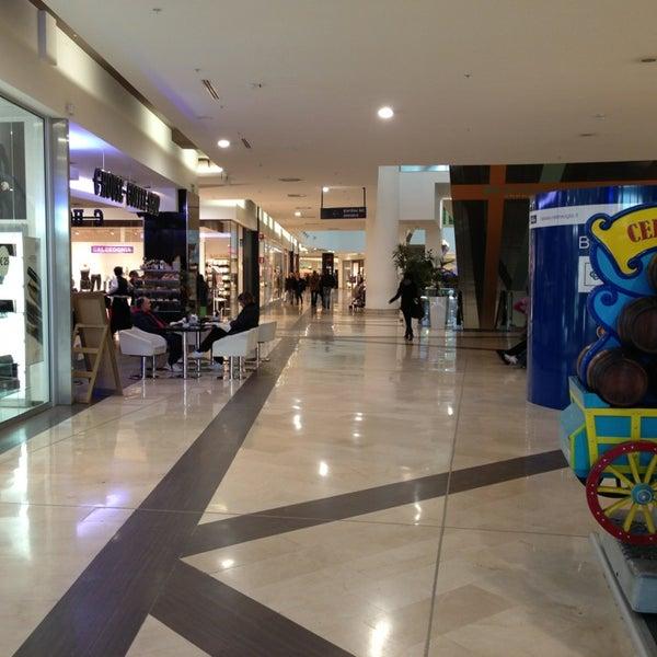 Photo taken at Le Due Torri Shopping Center by Damyen on 2/3/2013