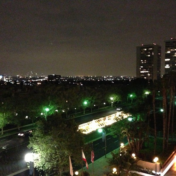 Photo taken at InterContinental Los Angeles Century City by Essam A. on 4/25/2013
