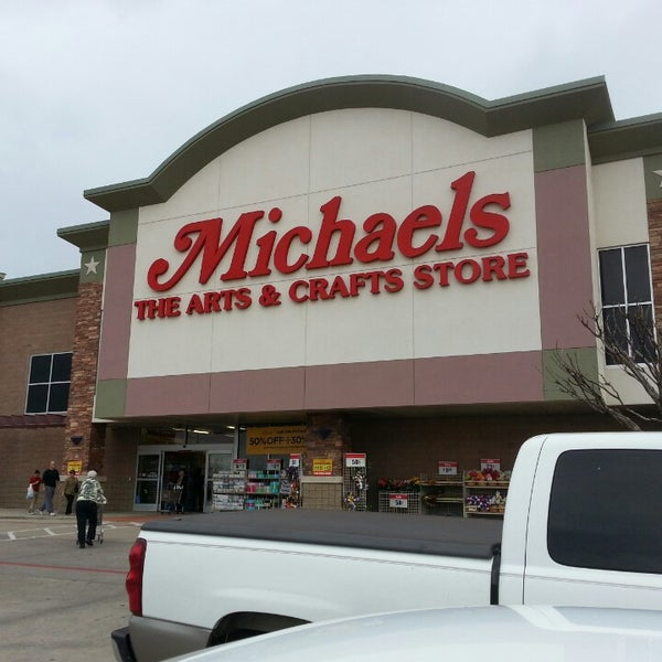 Michaels 2041 highway 287 n ste 501 for Michaels craft store houston texas