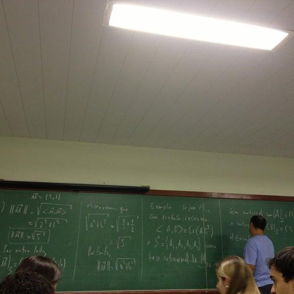 Photo taken at Escola de Engenharia - UFF by Carla L. on 2/28/2013