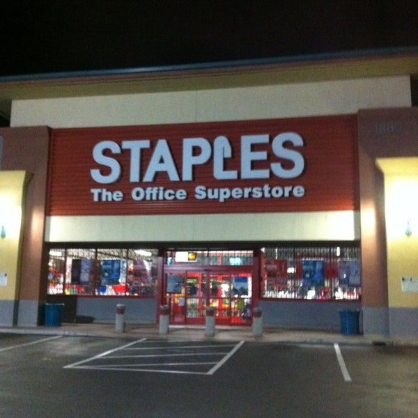 Staples paper stock options