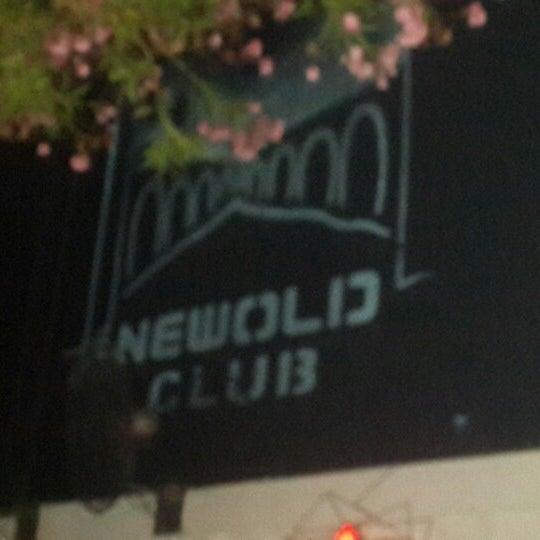 7/9/2014 tarihinde .. ..ziyaretçi tarafından NewOld Club'de çekilen fotoğraf