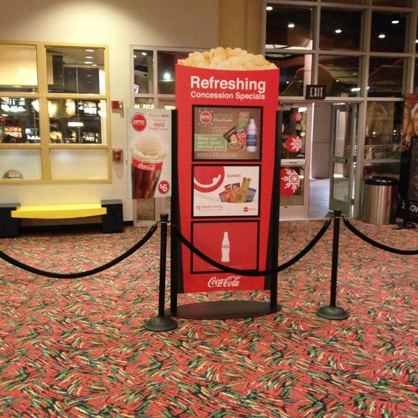 Photo taken at AMC Fashion Valley 18 by Andrew P. on 2/21/2013