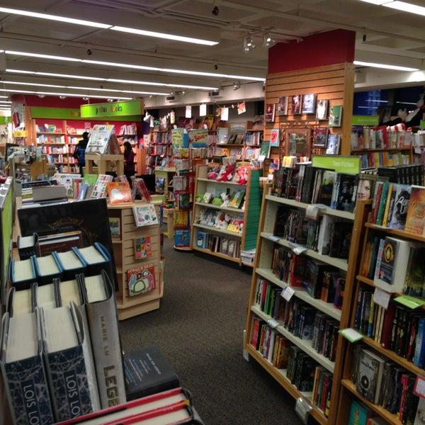Photo taken at University Bookstore by Jason B. on 2/22/2013