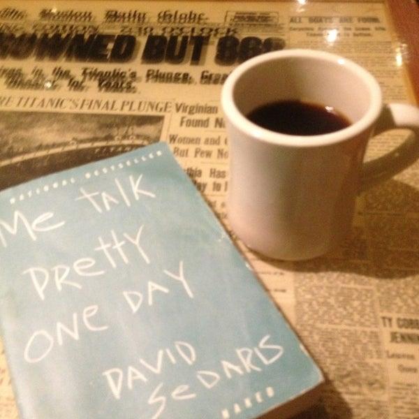 2/12/2013 tarihinde Jason T.ziyaretçi tarafından Thinking Cup'de çekilen fotoğraf