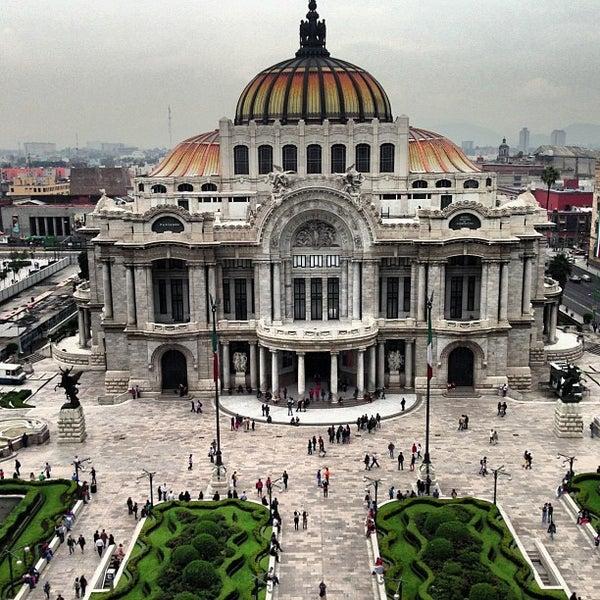 Foto tomada en Palacio de Bellas Artes por Juan Carlos R. el 9/7/2013