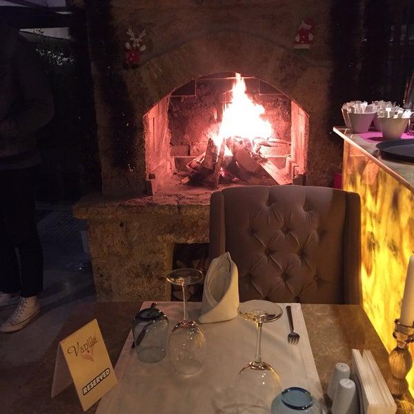 12/25/2016 tarihinde BİNNUR İ.ziyaretçi tarafından Vanilla Lounge'de çekilen fotoğraf