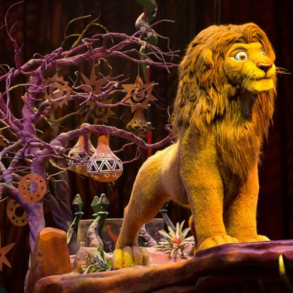 festival of the lion king  now closed