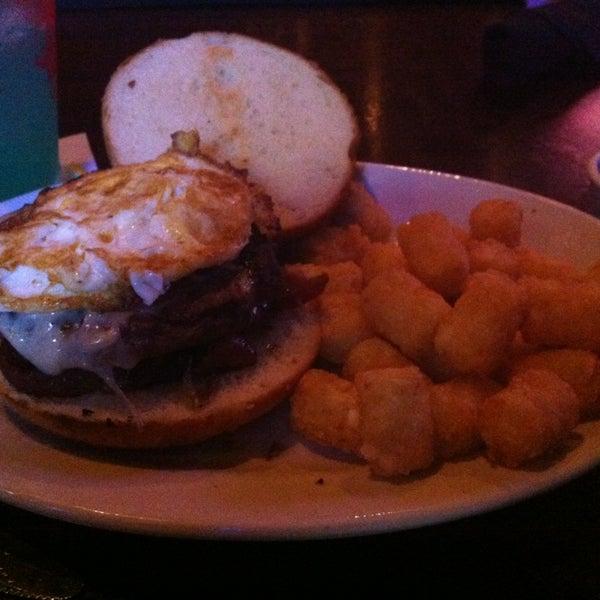 Photo taken at Green's Tavern by Diane W. on 2/24/2013