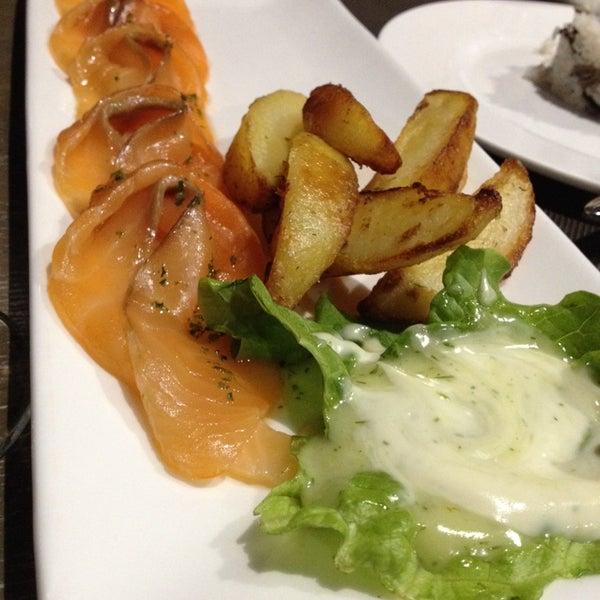 Снимок сделан в ресторан ORDA пользователем Vitaliy 4/10/2014