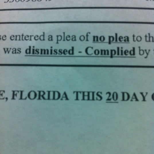 Photo taken at North Dade Justice Center by Scrap S. on 9/20/2012