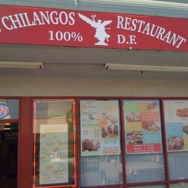 Los chilangos restaurant 100 df mexican restaurant in for Restaurant los azulejos df