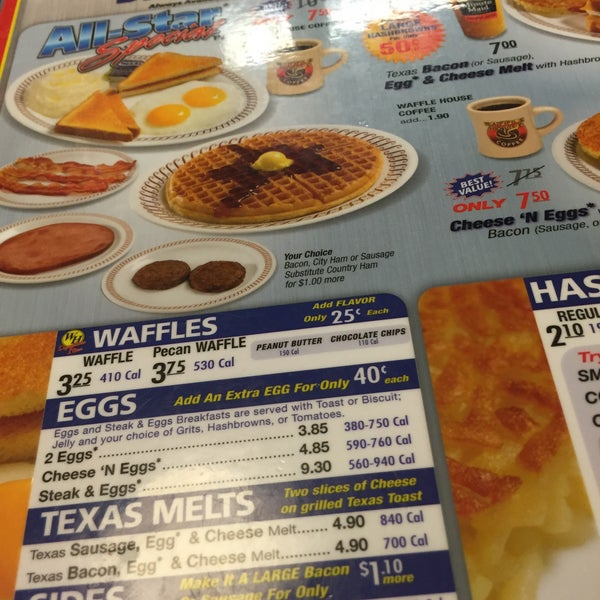 Photo taken at Waffle House by Taylor S. on 6/24/2016