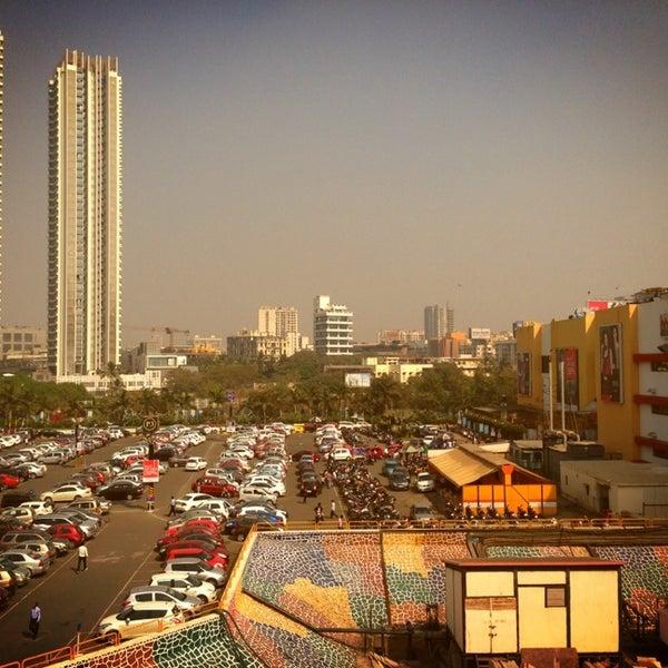 Photo taken at Inorbit Mall by Moksh J. on 1/26/2013