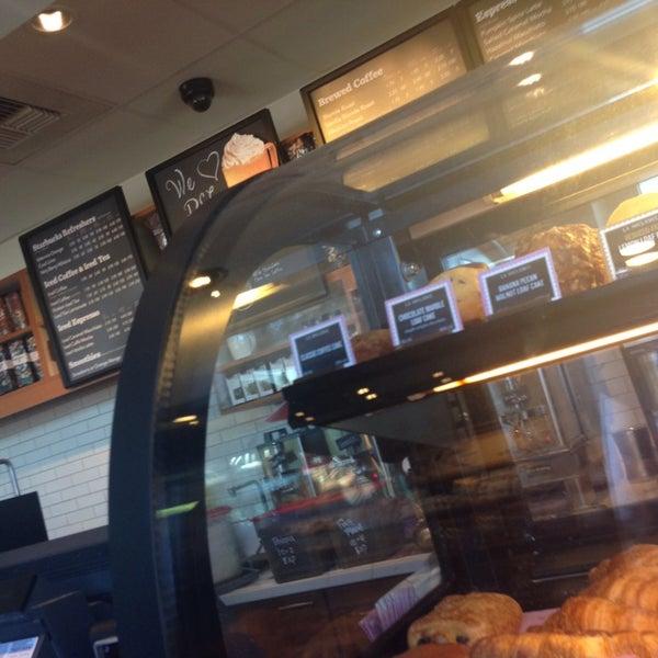 Photo taken at Starbucks by Kristen B. on 9/27/2013