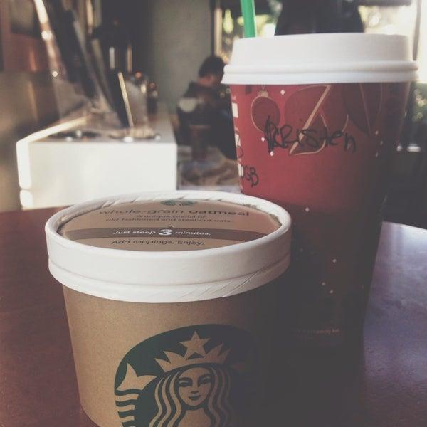 Photo taken at Starbucks by Kristen B. on 12/13/2013