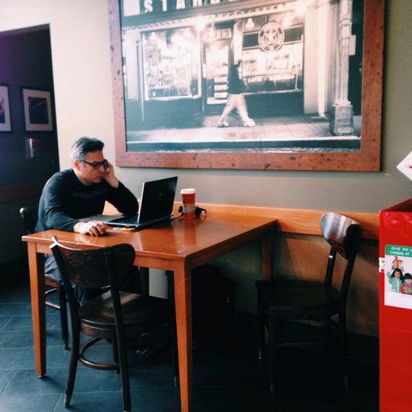 Photo taken at Starbucks by Kristen B. on 12/4/2013