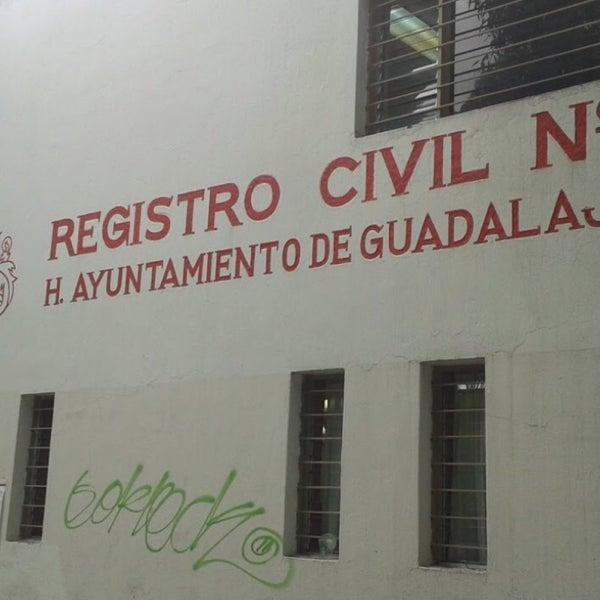Registro Civil No. 14 - Jardines del Bosque - Guadalajara, Jalisco