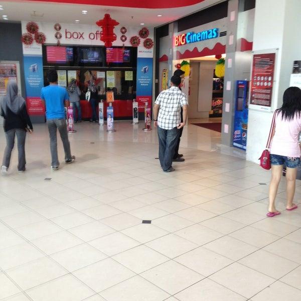Photo taken at Big Cinemas by Kamal B. on 2/7/2013