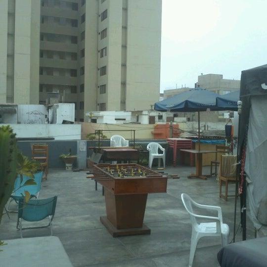Photo prise au Dragonfly Hostels Lima Peru par Jorge L. le2/3/2013