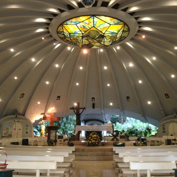 Photo taken at Sto. Niño de Paz Community Chapel by Clof F. on 6/6/2013
