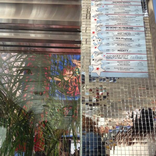 Photo taken at Silk City Diner Bar & Lounge by Vlado P. on 1/27/2013