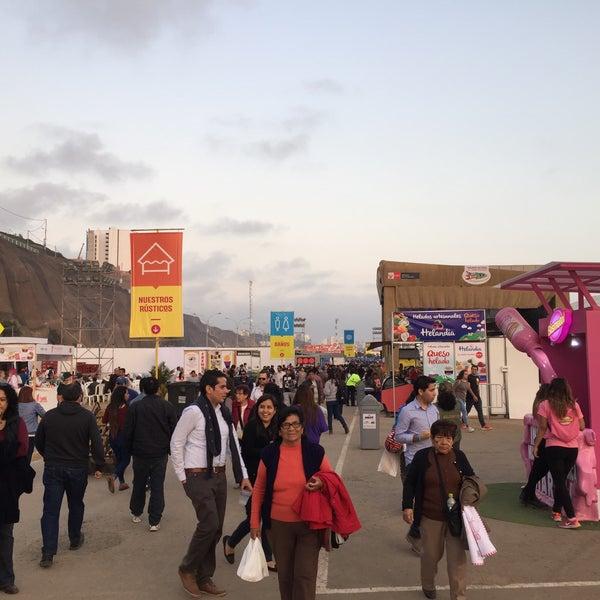 Photo taken at Mistura Perú by Kyle M. on 9/9/2016