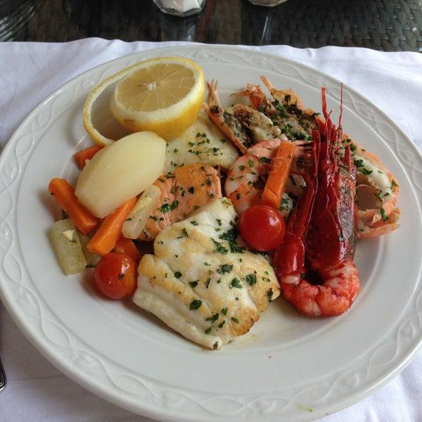 Sea grill de puente romano mediterranean restaurant in - Sea grill marbella ...