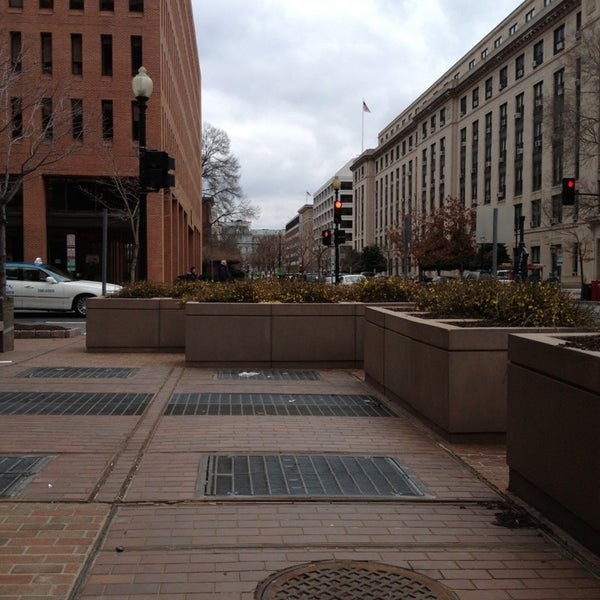 Photo taken at The George Washington University by Alix M. on 3/2/2013