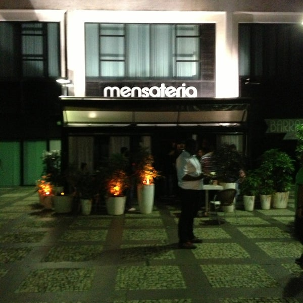 Foto tirada no(a) Mensateria por Nuno M. em 3/27/2013