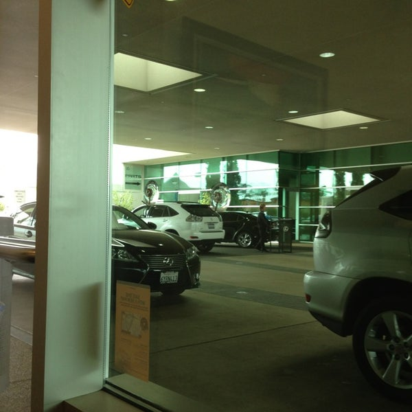 Awesome Photo Taken At Lexus Of Westminster Service And Parts By Long P. On 3/