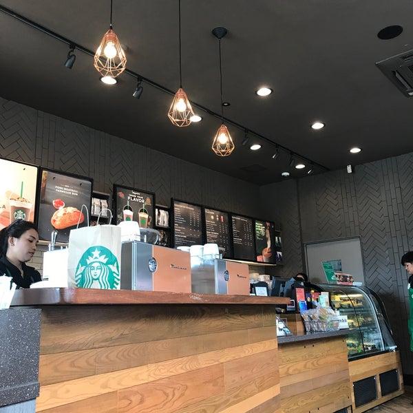 Photo taken at Starbucks by Nan N. on 8/24/2017