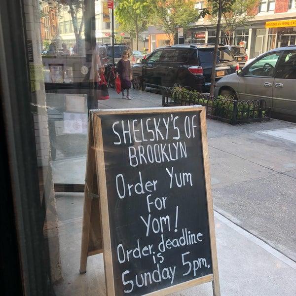 9/16/2018에 Christian P.님이 Shelsky's of Brooklyn에서 찍은 사진