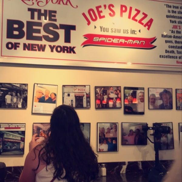 Foto tomada en Joe's Pizza por .nn el 7/6/2018