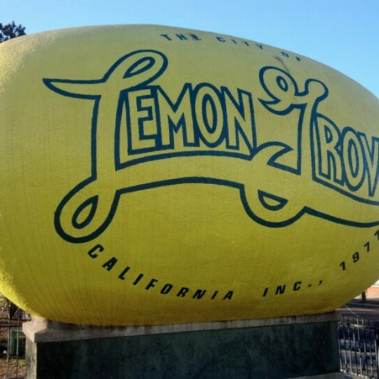 Lemon Grove Avenue