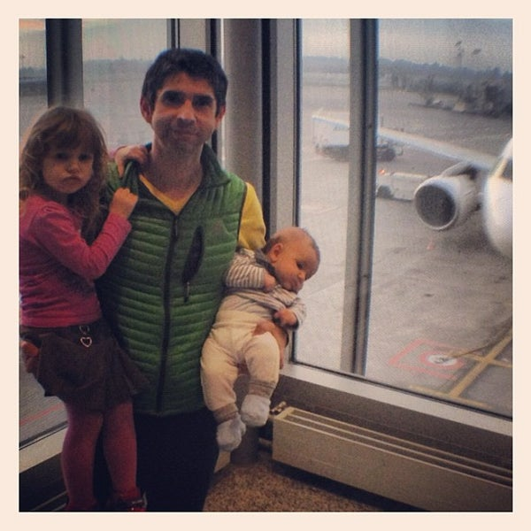 Photo taken at Gate A9 by Jorge G. on 11/24/2012