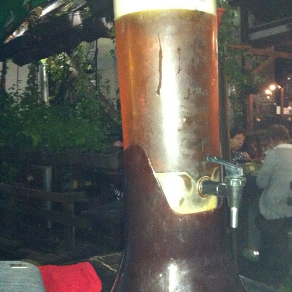Photo taken at Old Town Brewery by Todor E. on 7/5/2013