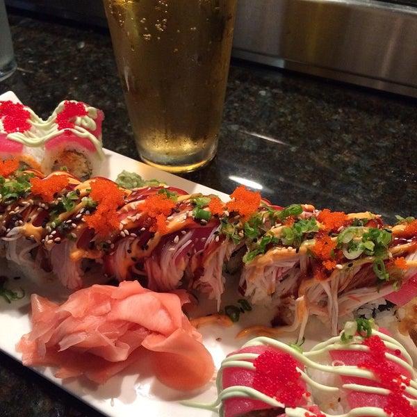 Photo prise au Sushi O Bistro par Ann-Cabell B. le4/25/2015