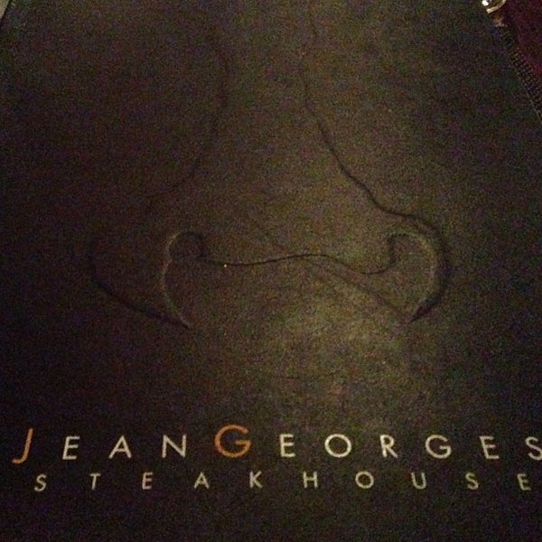 Photo taken at Jean Georges Steakhouse by 👸 Michele T. on 1/3/2013