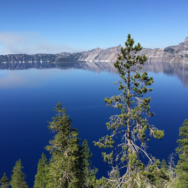 Photo taken at Crater Lake National Park by Lockhart S. on 7/30/2017