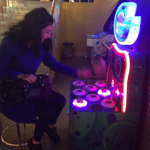 5/17/2017 tarihinde Dilara B.ziyaretçi tarafından Fantasyland Oyun Merkezi & Coffee'de çekilen fotoğraf