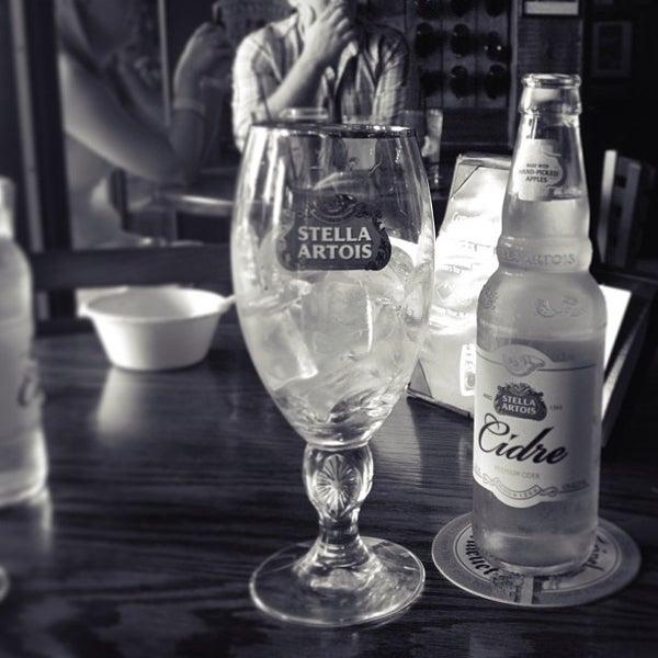 Photo taken at Fado Irish Pub & Restaurant by Marcus D. on 6/8/2013