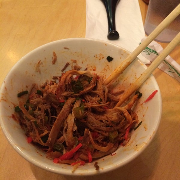 Photo taken at Samurai Noodle by Michael F. on 4/5/2015