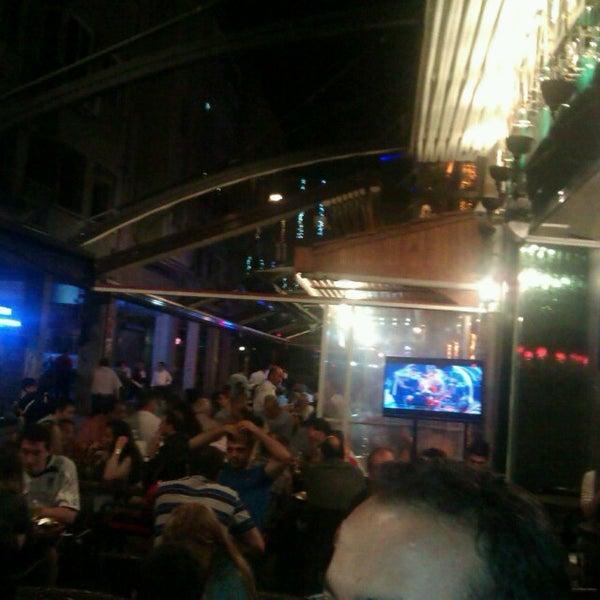 Photo taken at Millwall English Pub by Selahattin Ş. on 6/7/2013