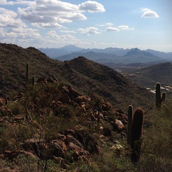 Photo taken at Sunrise Peak by Jorge D. on 2/10/2013